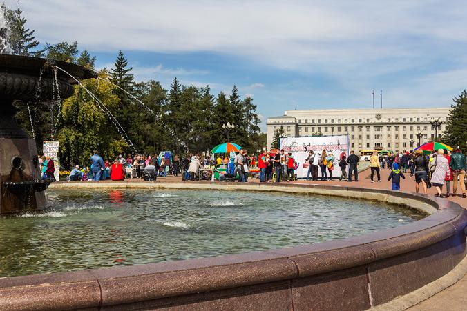 фестивали, Иркутск, развлечения