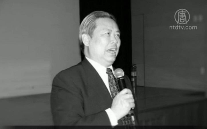Пэн Кэюй, бывший генеральный консул КНР в Нью-Йорке, за границей активно помогал Цзян Цзэминю преследовать последователей Фалуньгун. Фото: скриншот/ntd.tv