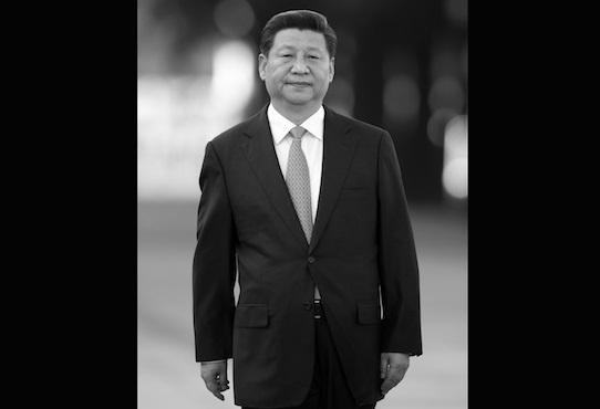 Китайский лидер Си Цзиньпин в Пекине 4 сентября 2014 года. Недавние замечания Си о конституционализме не появились в официальных СМИ. Фото: Lintao Zhang/Getty Images