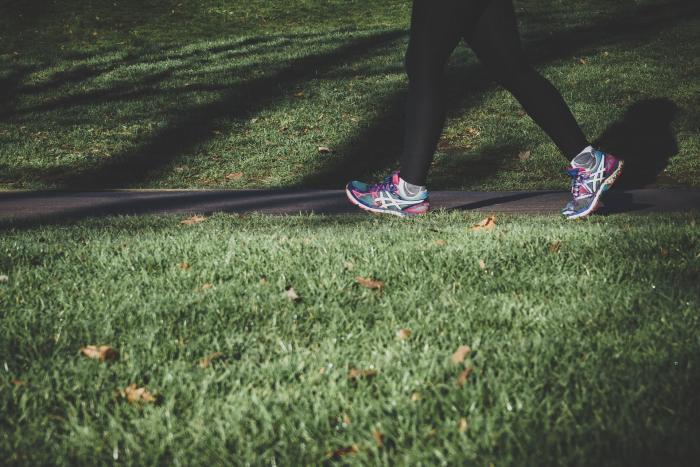 Пешие прогулки до места работы снижают уровень стресса