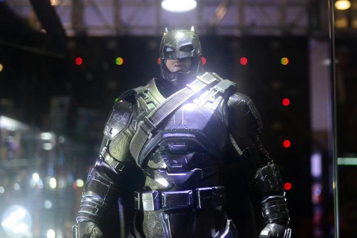 Сварщик из Японии патрулирует родной город в костюме Бэтмена