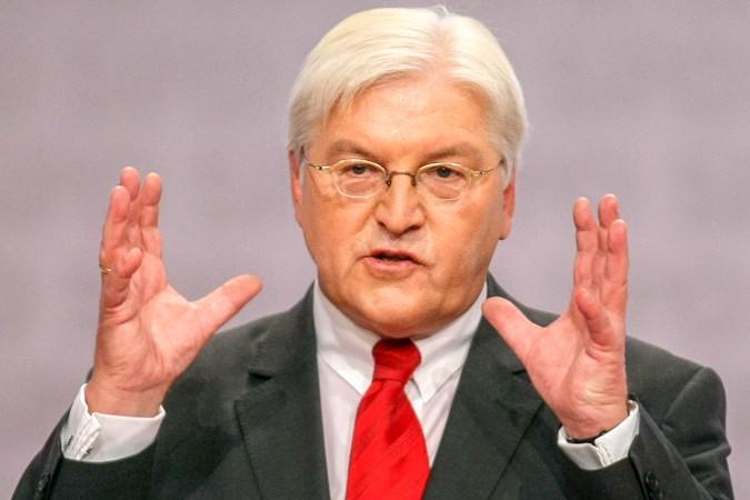 Министр иностранных дел Германии Франк-Вальтер Штайнмайер. Фото: Sean Gallup/Getty Images