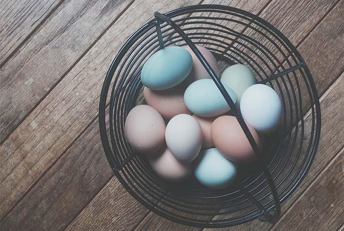 яйца\. холестерин, лукошко, диета, питание