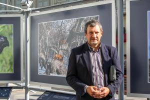 Сергей Горшков — один из основателей и член Российского союза фотографов-натуралистов. Фото: Ульяна Ким/Великая Эпоха
