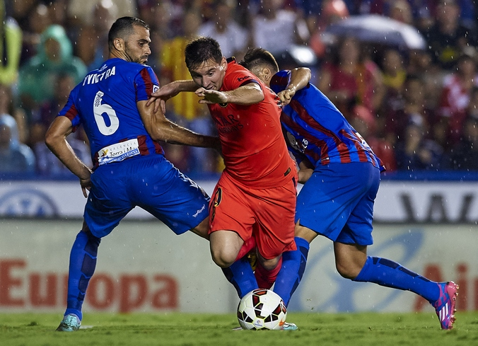 Футбол, чемпионат, Испания