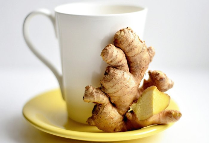 имбирный чай, имбирь, Укрепление женского здоровья янской энергией