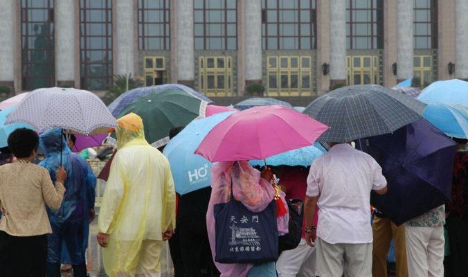 В Китае жертвами оползня стали восемь человек