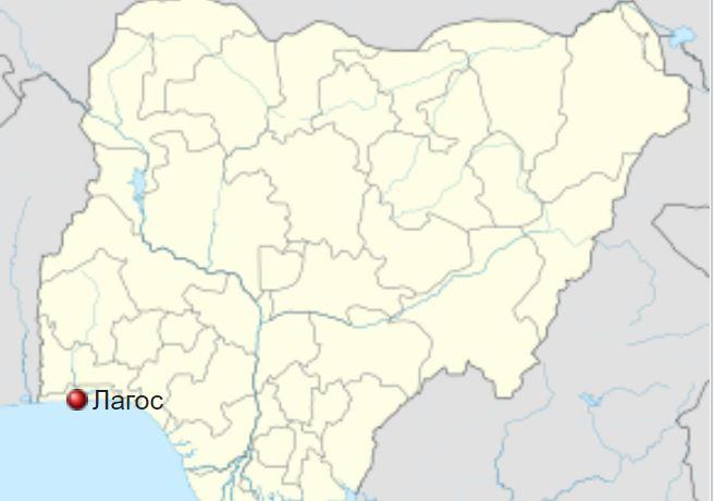 В Нигерии продолжаются спасательные работы на месте рухнувшей церкви