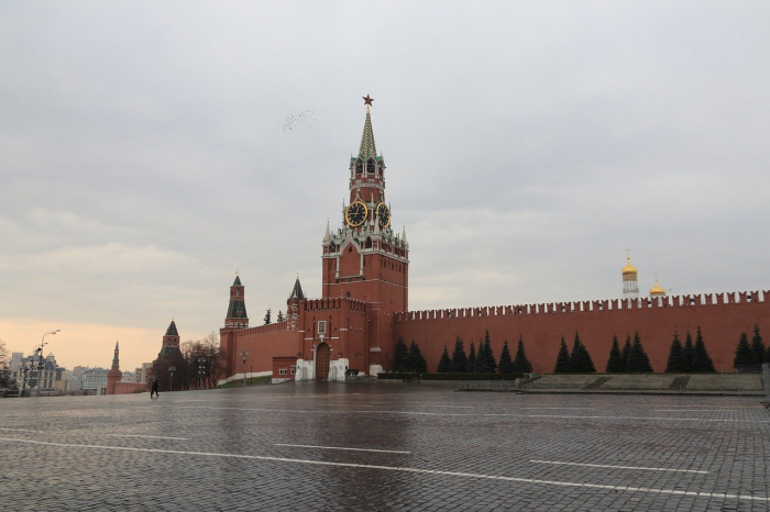 Сокровища Московского Кремля