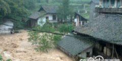 От наводнений в Китае пострадали два миллиона человек