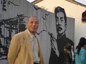81-летний писатель Тиу Лю недавно был арестован в Пекине за «проблемные» слова. Фото: Weibo.com