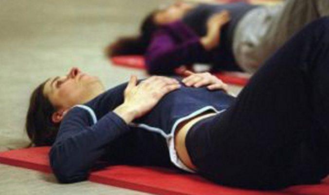 Упражнение недели: преодоление застоя
