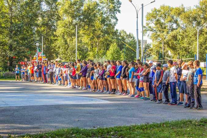 Спортивный марафон. Фото: Сергей Тугужеков/Великая Эпоха