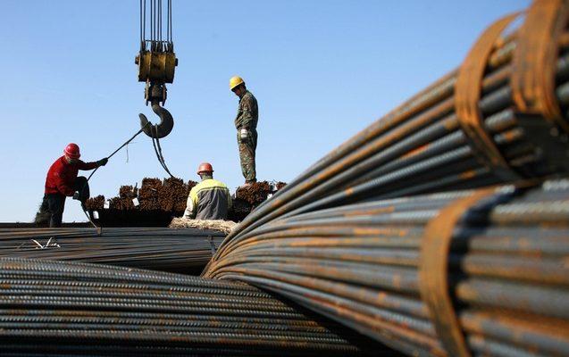 Государственные сталелитейные компании Китая несут убытки