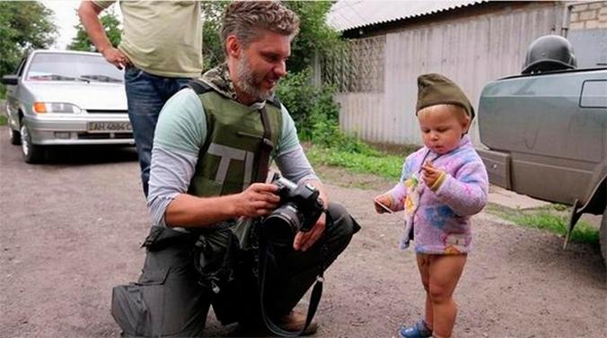 журналист, Украина, Стенин, пресса