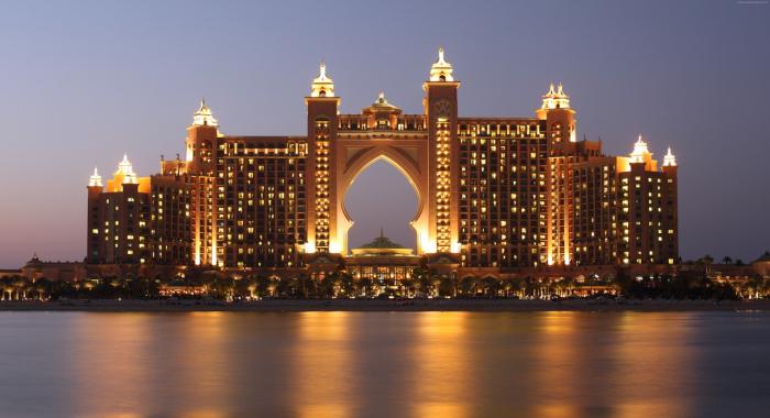 Пиры Шехерезады: тысяча и одно блюдо в Дубае