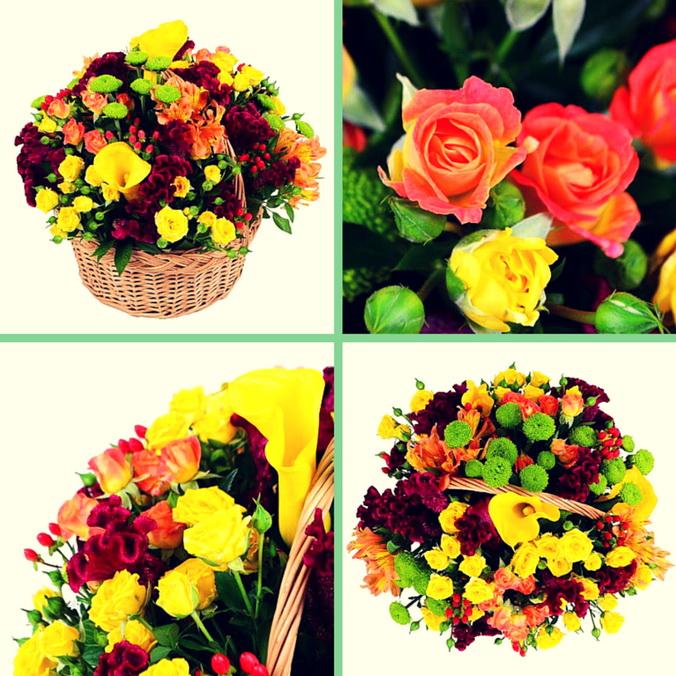 Букет от Флора2000.ру. Фото: flora2000.ru
