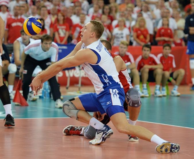 волейбол, ЧМ, Польша, матч