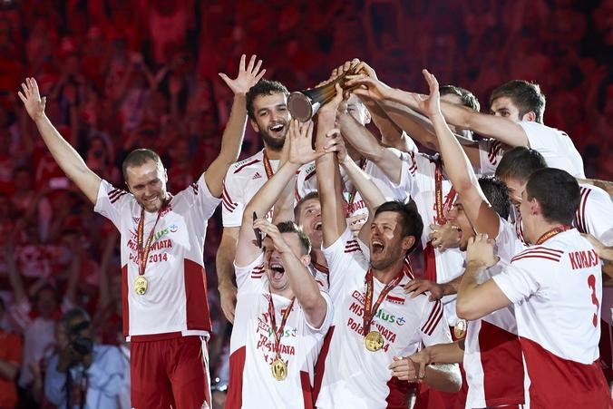 волейбол, чемпионат, Польша