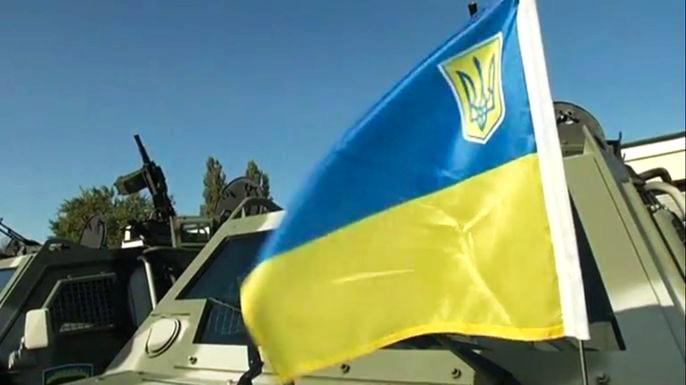 Европа уже на следующей неделе отправит на Украину беспилотники, которые будут патрулировать границу с Россией. Скриншот видео.