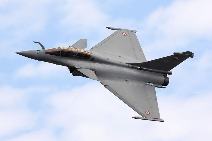 Французские истребители разбомбили ангары боевиков ИГ в Ираке