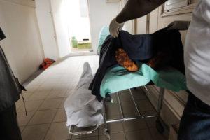 Человек находится в сознании во время клинической смерти. Фото: SIA KAMBOU/AFP/Getty Images