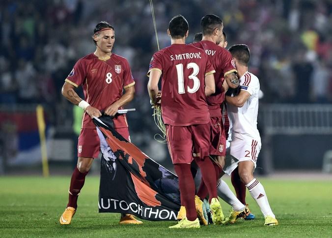 Футбол, Албания