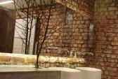 Модные голые стены из кирпича. Фото с сайта http://www.architectureartdesigns.com/