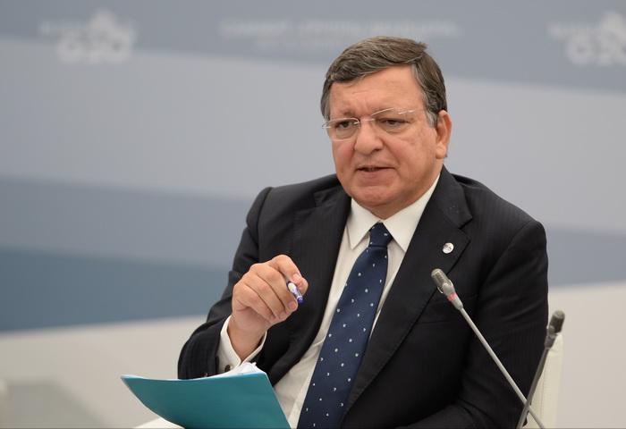 Жозе Мануэля Баррозу. Фото: Alexey Filippov/Host Photo Agency via Getty Images