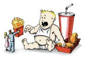Первые симптомы нарушения пищевого поведения могут появиться в детстве. Фото: Joe 13/flickr.com