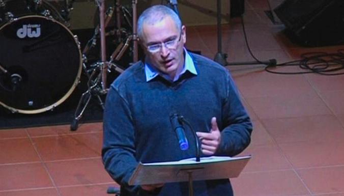 Санкции Запада могут оказаться выгодны российскому режиму — Ходорковский