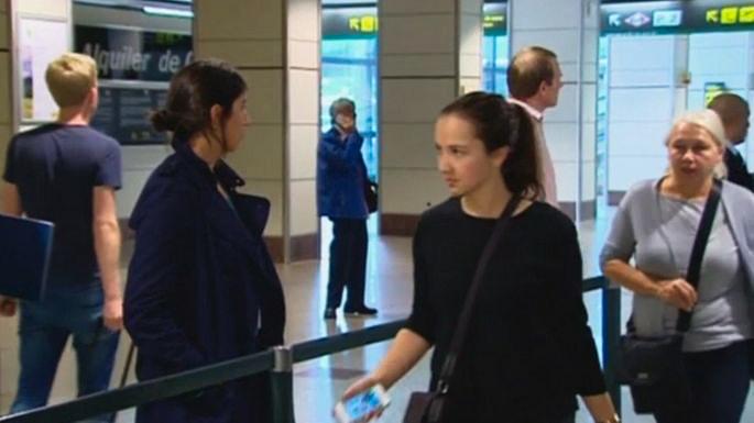 В Мадриде несколько человек с подозрением на вирус Эбола помещены в одну больницу
