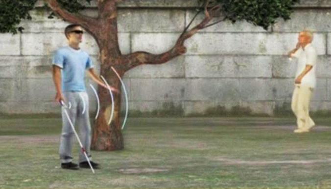 Индийские учёные представили «умную» трость для слепых
