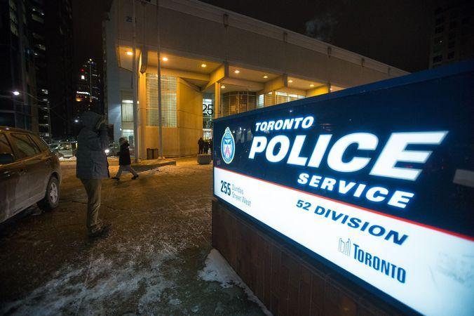 полиция. Канада