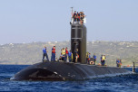 наука, Дания, подводная лодка на солнечных батареях