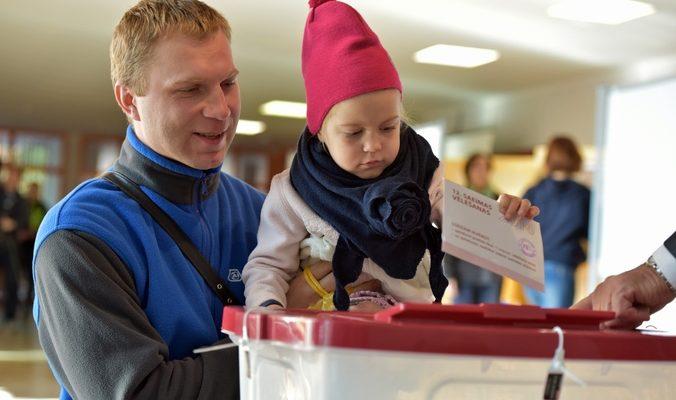На выборах в парламент Латвии лидирует оппозиционная партия «Согласие»