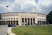 Стадион «Пакаембу».   Фото: Rodrigo Soldon/flickr.com
