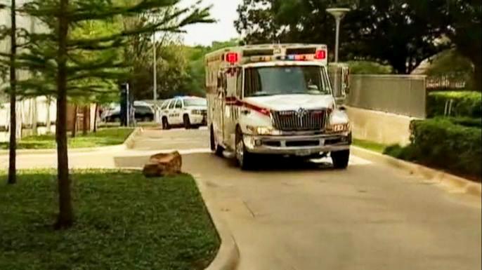 Томас Эрик Дункан скончался спустя 11 дней после того, как ему был поставлен диагноз. Скриншот видео.