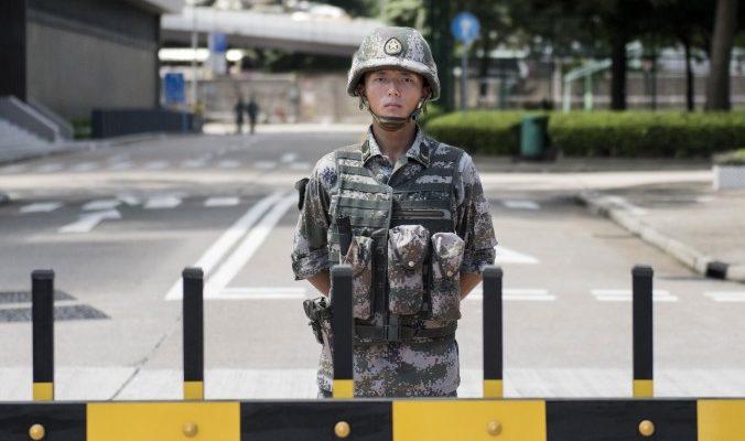Шесть условий для введения военного положения в Гонконге