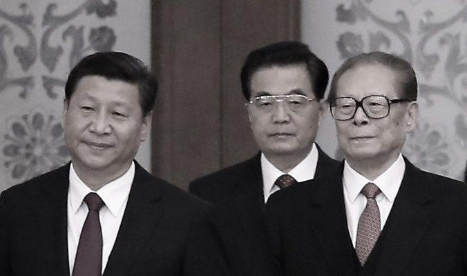 Ху Цзиньтао был информирован о Чжоу Юнкане, Сюй Цайхоу и Лин Цзихуа ещё в 2008 году