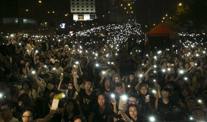Переговоры со студентами Гонконга — просто уловка режима