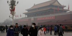 В вопросах экологии Китай возложил надежды на экополицию
