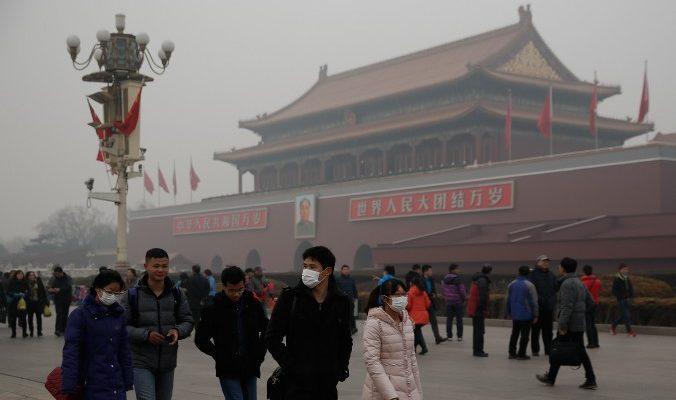 Учёные объяснили появление аномального смога в Пекине