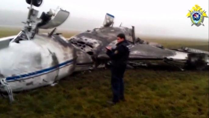 Французские специалисты и эксперты Межгосударственного авиационного комитета прибыли в Москву спустя 20 часов после катастрофы. Скриншот видео.
