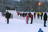 В Сокольниках появится самая длинная в столице лыжная трасса