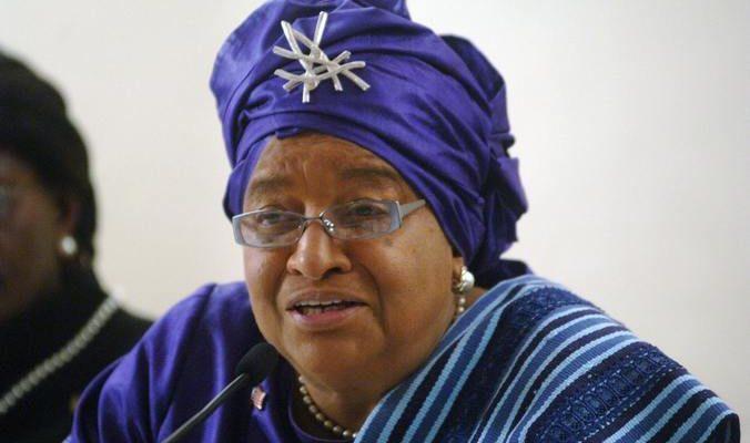 Президент Либерии призвала мир объединиться против Эболы