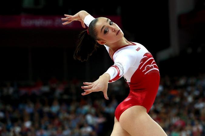 ЧМ, гимнастика