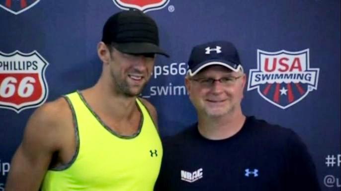 Федерация США по плаванию на полгода отстранила Майкла Фелпса от участия в соревнованиях за вождение в пьяном виде. Скриншот видео.