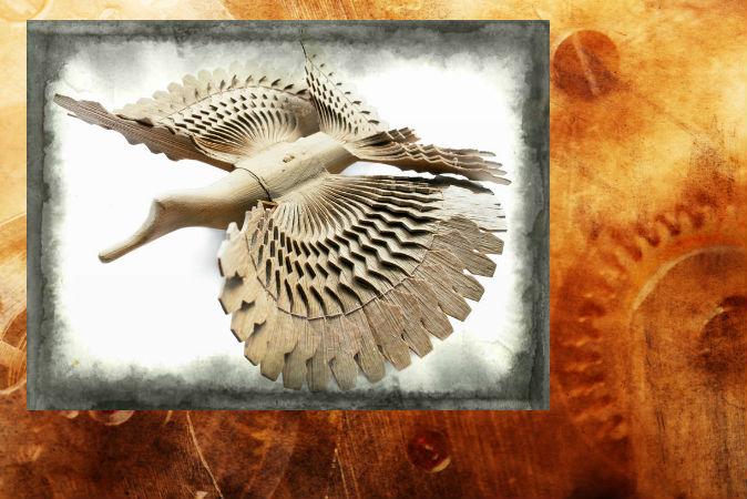 Деревянная птица. Фото: Shutterstock*/Epoch Times