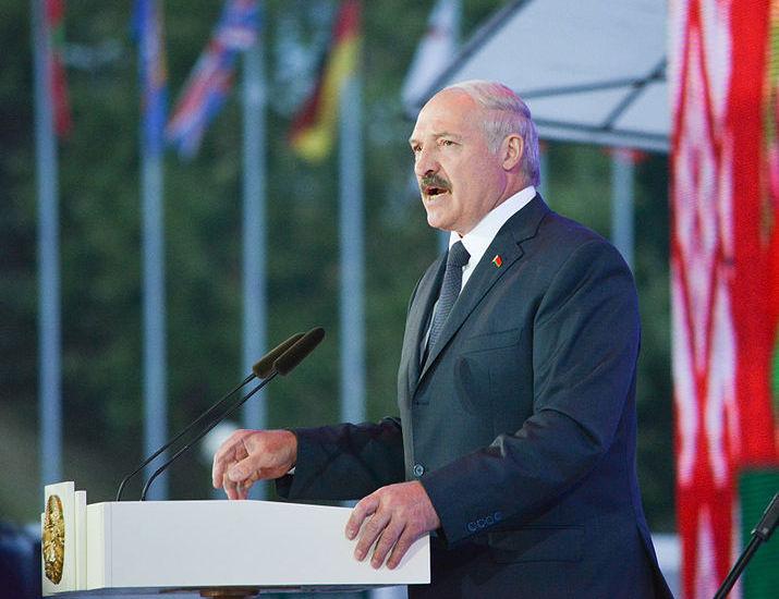 Александр Лукашенко не признал Новороссию